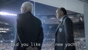 Qatar's World Cup bid  - the honest version (VIDEO)