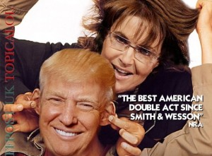 Trump and Palin are Dumb and Dumber