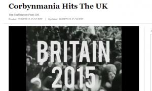 'Corbynmania' (video)
